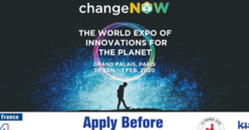 [Call for Applications] Korean startups Get your Chance to Expose for Free at ChangeNOW!