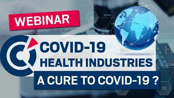 [Webinar] A cure to Covid-19 ? International Cooperation in Health Industries