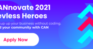 Asiance launched a global tech acceleration program, CANnovate 2021 - Devless Heroes.
