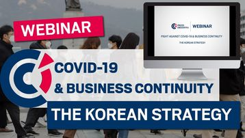 Covid-19 The Korean strategy for business continuity and sanitary measures - FKCCI webinar
