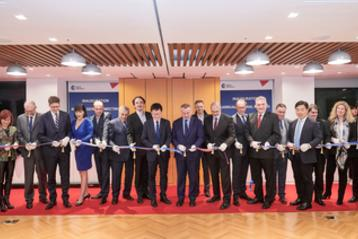 Inauguration of FKCCI new premises: a new era for the French-Korean business community