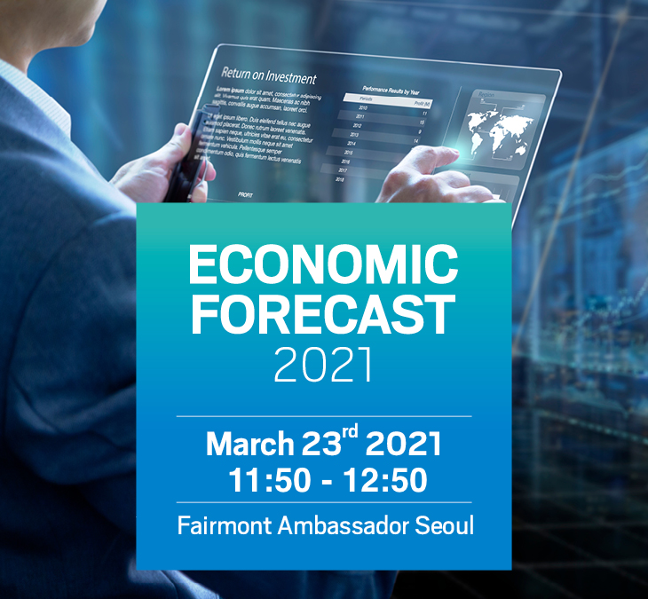 Economic Forecast 2021 in Korea - French Korean Chamber of Commerce and Industry
